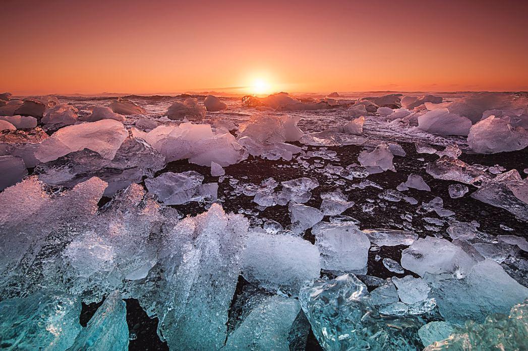 I 20 tramonti più belli d'Europa: Islanda