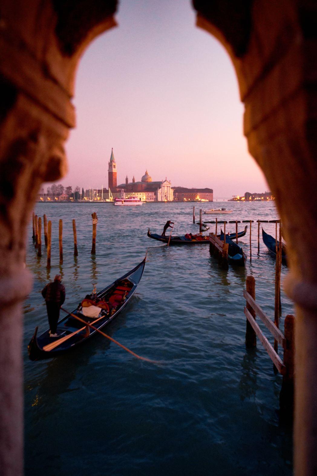 I 20 tramonti più belli d'Europa: Venezia