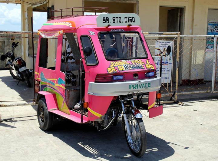 Mezzi di trasporto locali