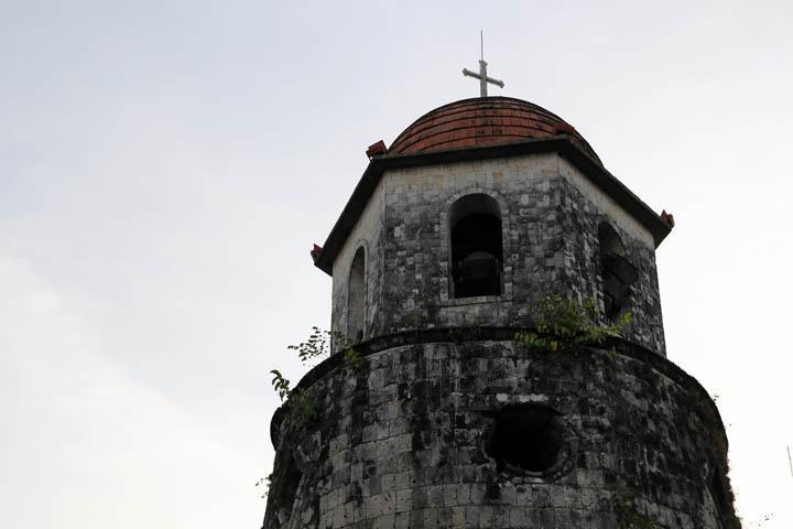 Una chiesa a Manila