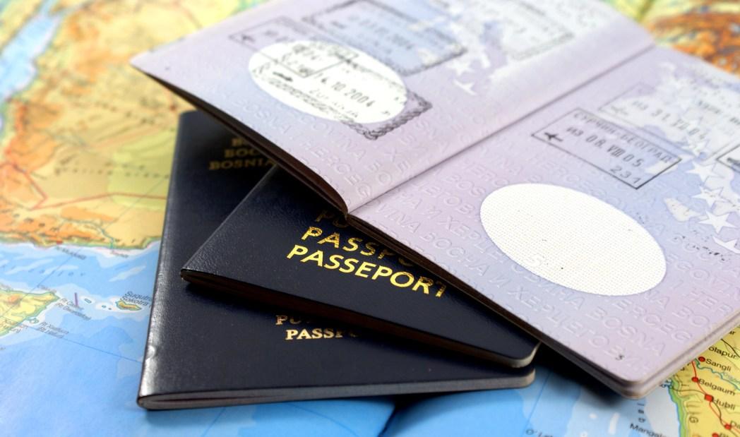 Documenti per passaporto