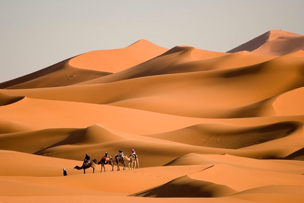I posti più belli del mondo: Merzouga