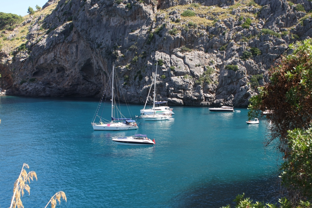 Viaggi a settembre, Palma di Maiorca