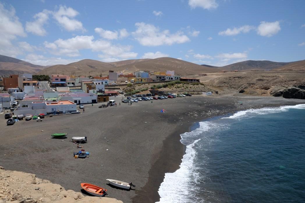 Le spiagge più belle di Fuerteventura: Playa de Ajuy