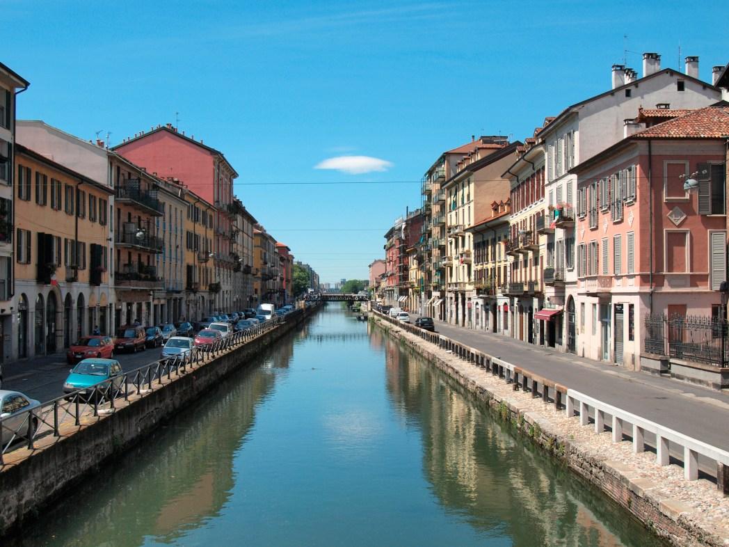 Quartieri Milano: Navigli