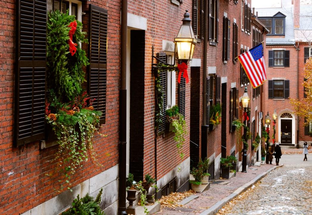 Boston cosa vedere: vicoli di Boston