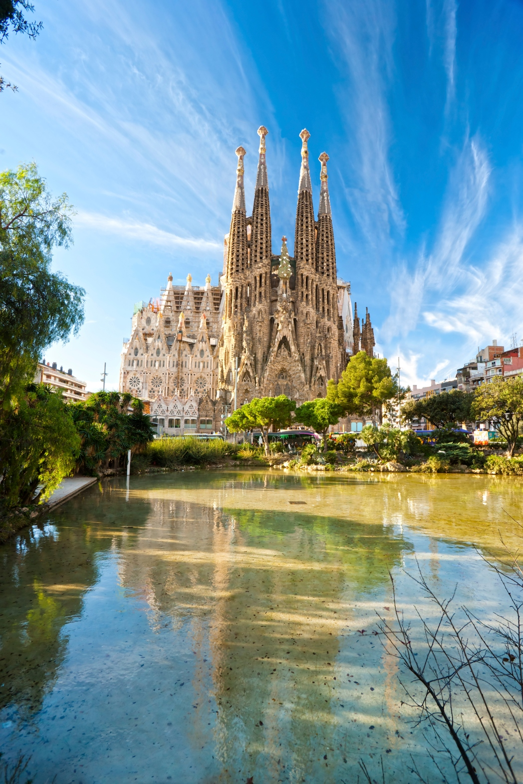 Barcellona cosa vedere, Sagrada Familia
