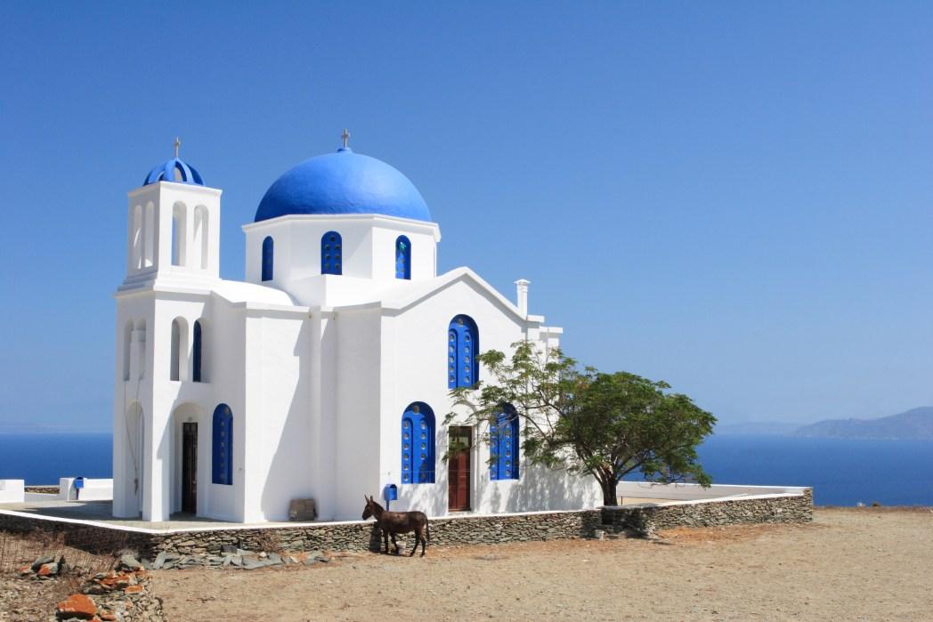 Isole greche più belle: Folegandros