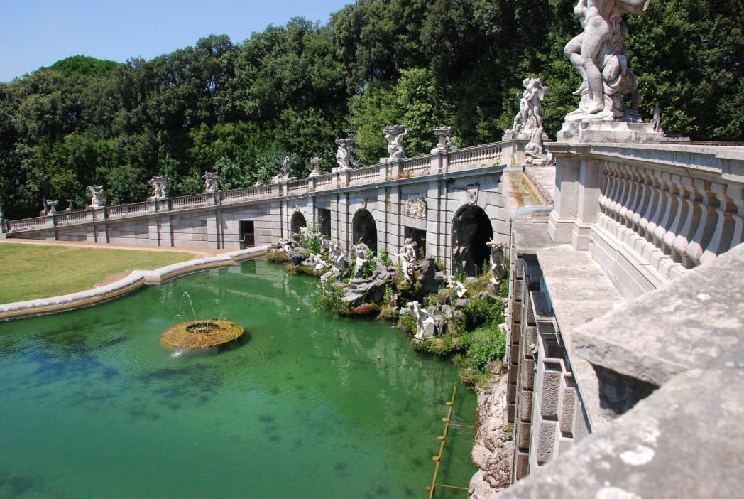 Siti UNESCO in Italia: Reggia di Caserta