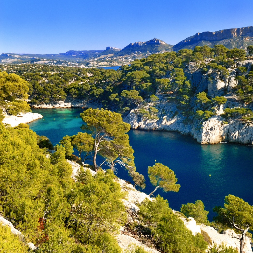 I posti più belli del mondo: Calanques
