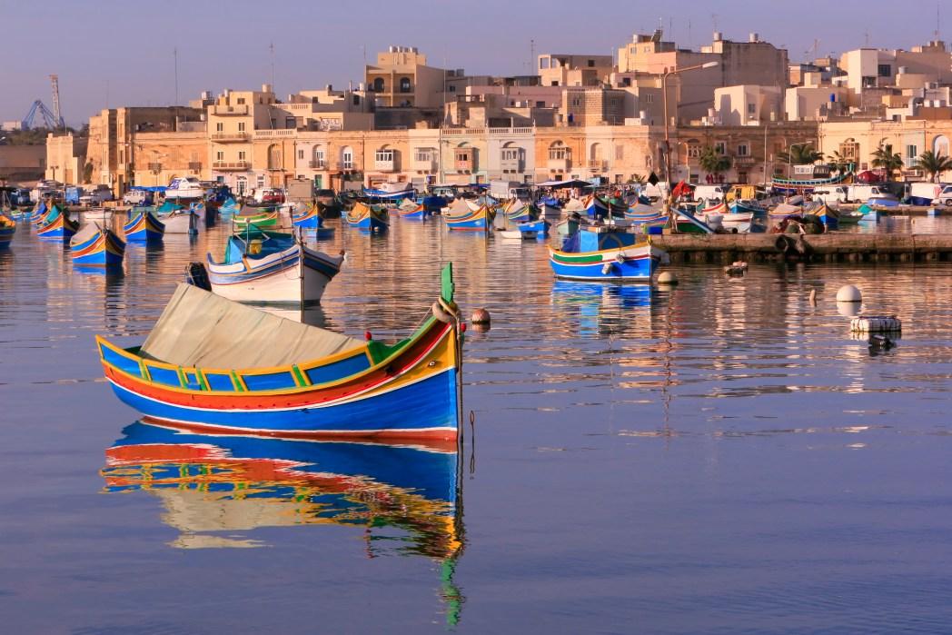 Viaggi a settembre, Malta