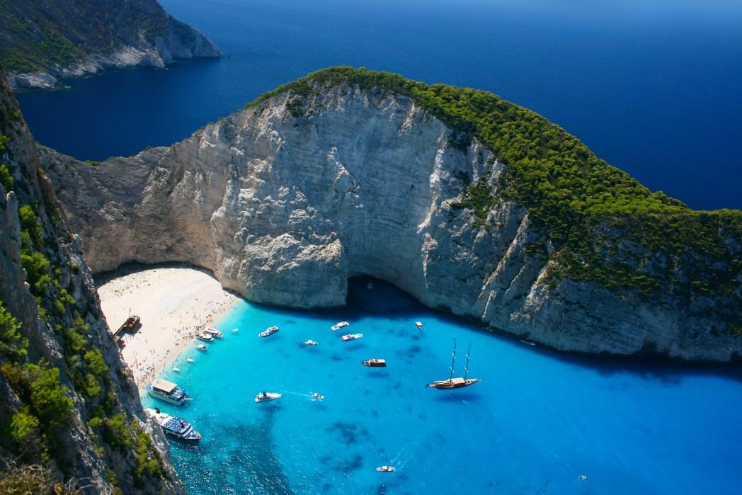 Isole greche più belle: Zante