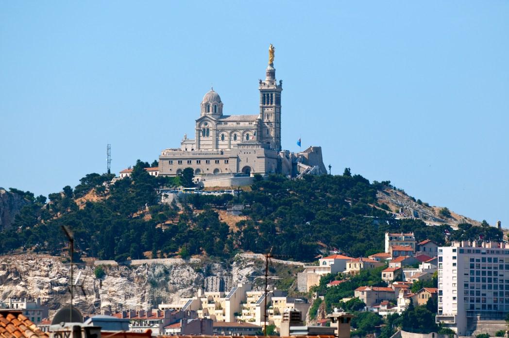Marsiglia- Notre Dame de la Garde