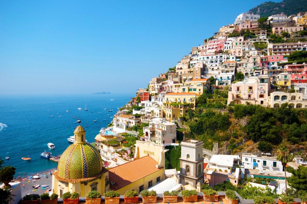 Siti UNESCO Italia: Costiera Amalfitana