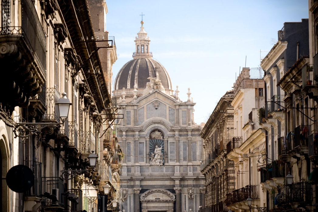 Vacanze a settembre: Catania