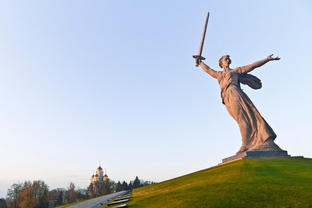 Città più belle della Russia: Volgograd