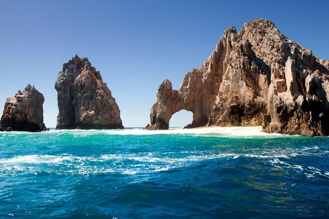 Cabo San Lucas in tutta la sua bellezza