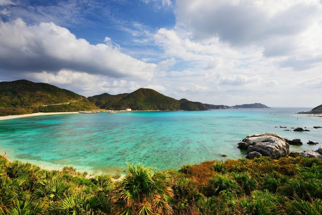 Viaggio in Giappone: Kerama, Okinawa