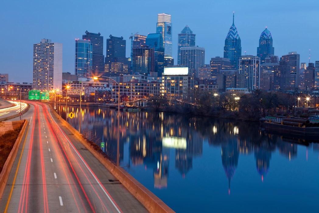 La città più grande del mondo: Philadelphia