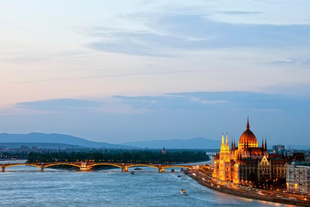 Vacanze a settembre, Budapest