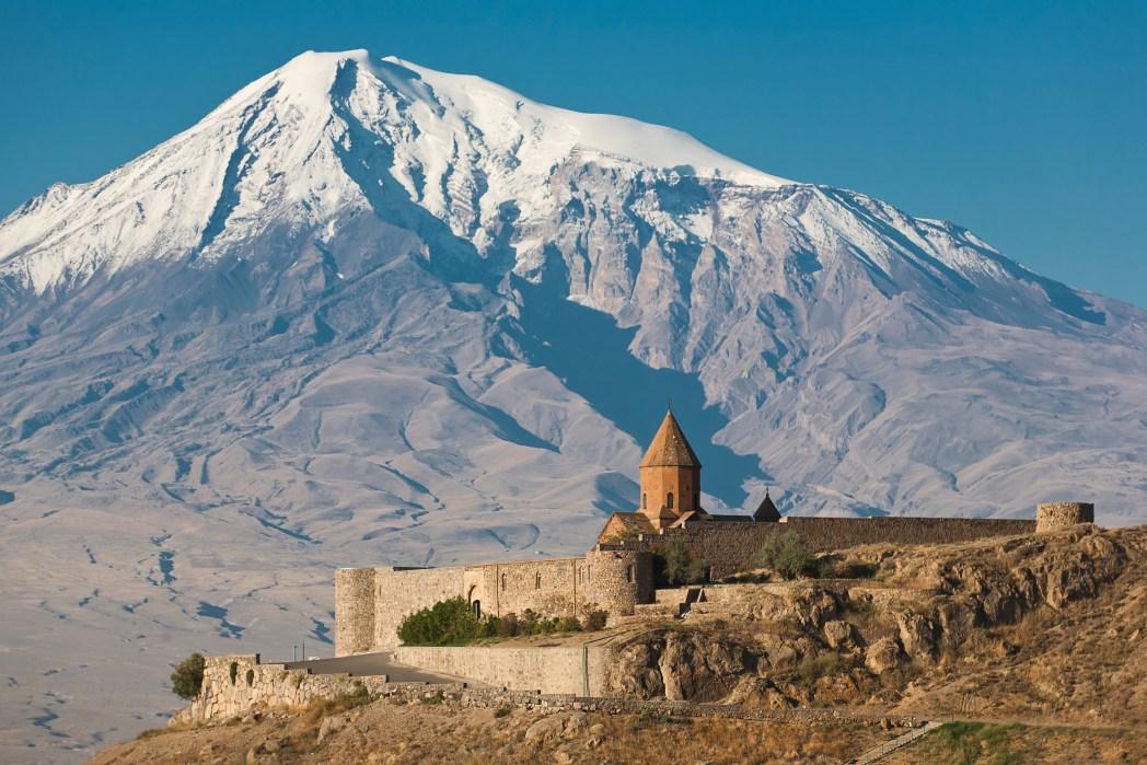 Viaggio in Armenia: paesaggio armeno
