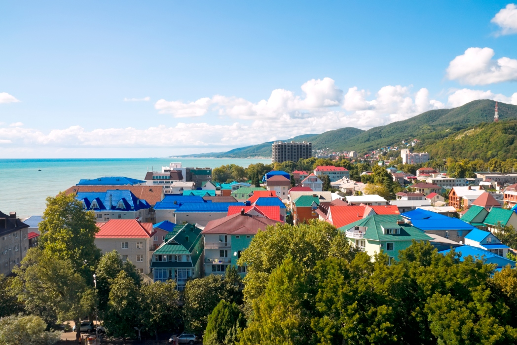 Città più belle della Russia: Sochi
