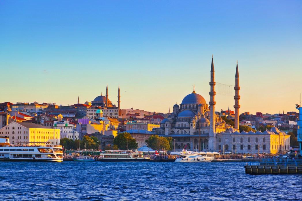 Vacanze a settembre: Istanbul