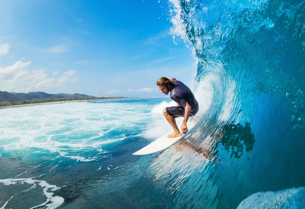 Fare surf a Fuerteventura