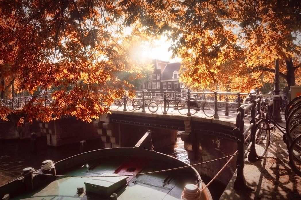 Città europee economiche: Amsterdam