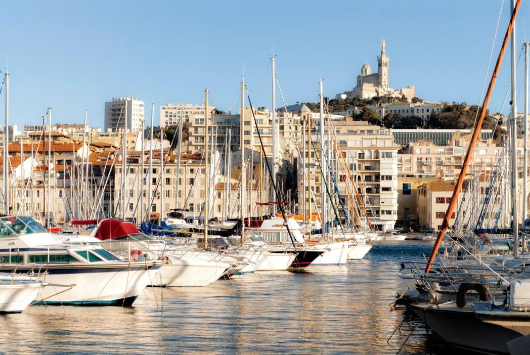 Marsiglia, cosa vedere, il vecchio porto
