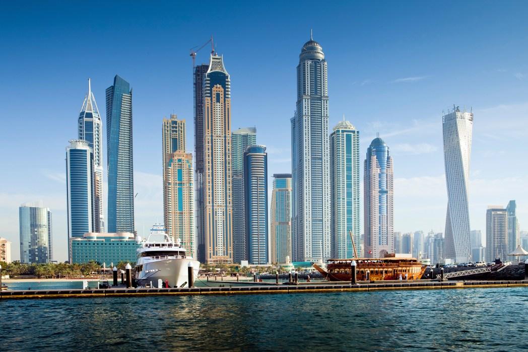 Dove andare in vacanza: Dubai