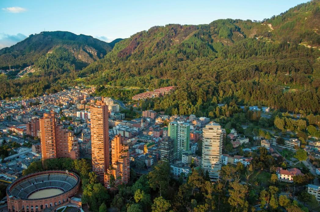 Sudamerica, Colombia, Bogotà