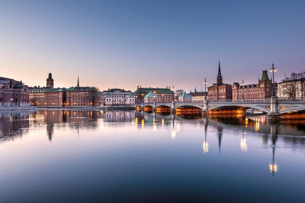 Viaggi a settembre, Stoccolma