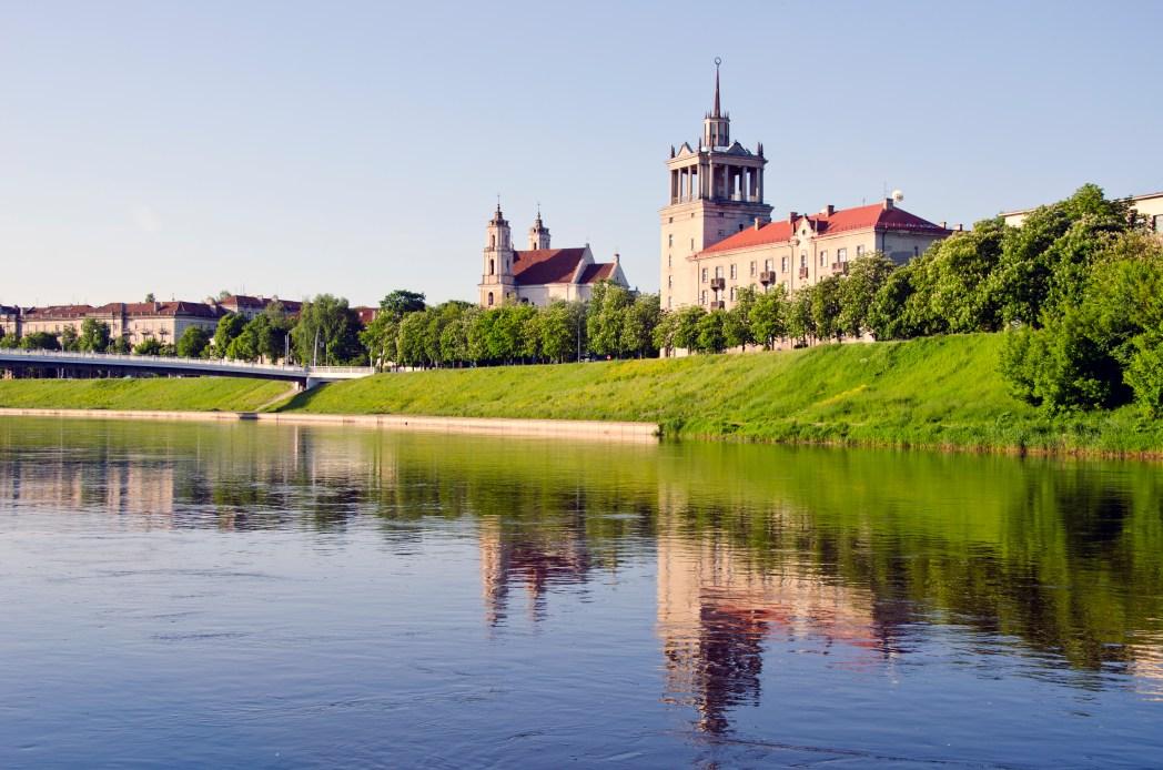 Vilnius- Cosa Vedere