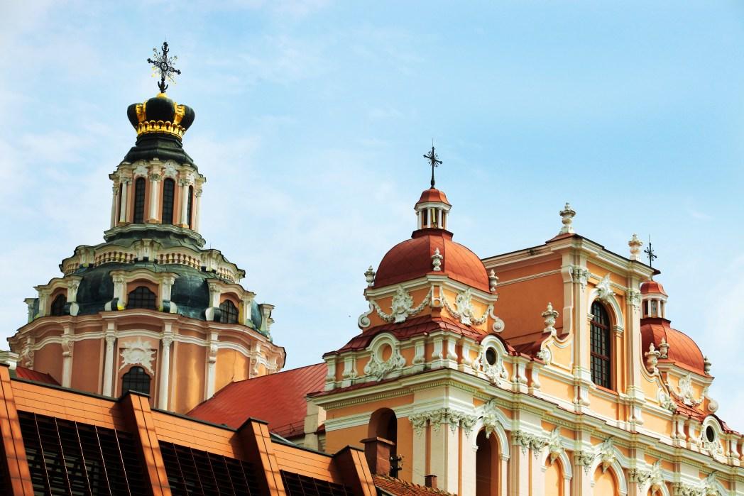 Voli low cost Ferragosto: Vilnius