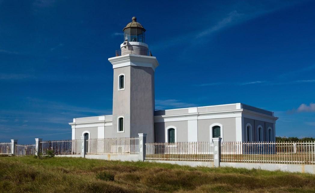 Faro de Los Morrillos en Puerto Rico
