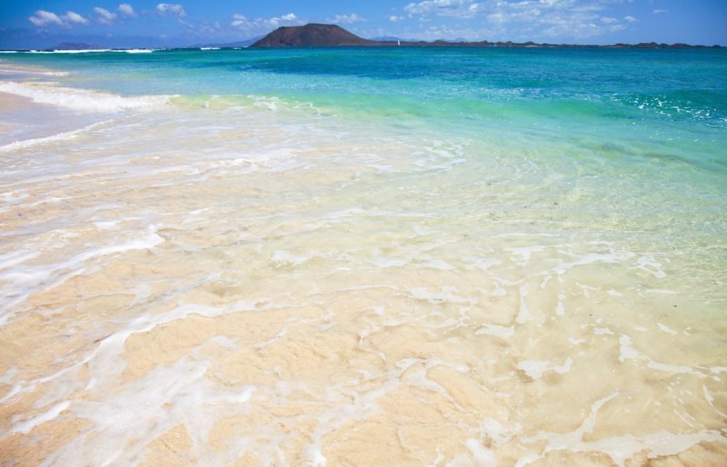 Le spiagge più belle di Fuerteventura: Corralejo