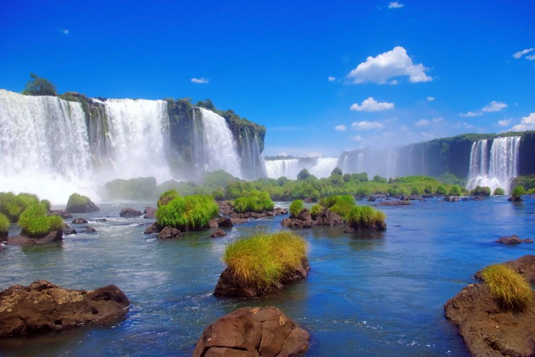Sud America, Cascate Iguazu