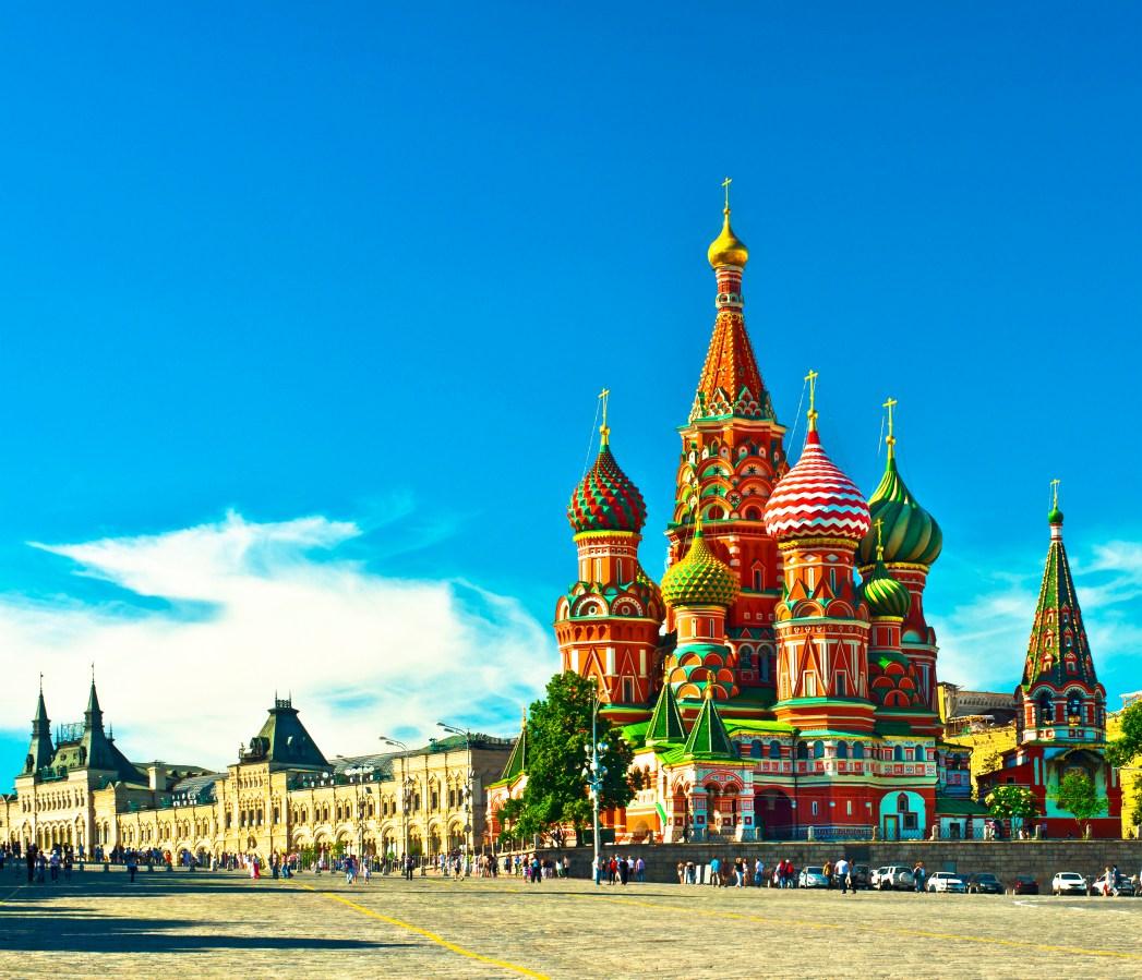 La città più grande del mondo: Mosca