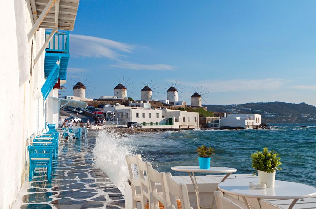Isole greche più belle: Mykonos
