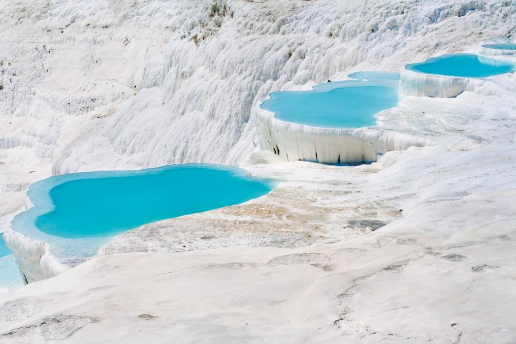 I posti più belli del mondo: Pamukkale