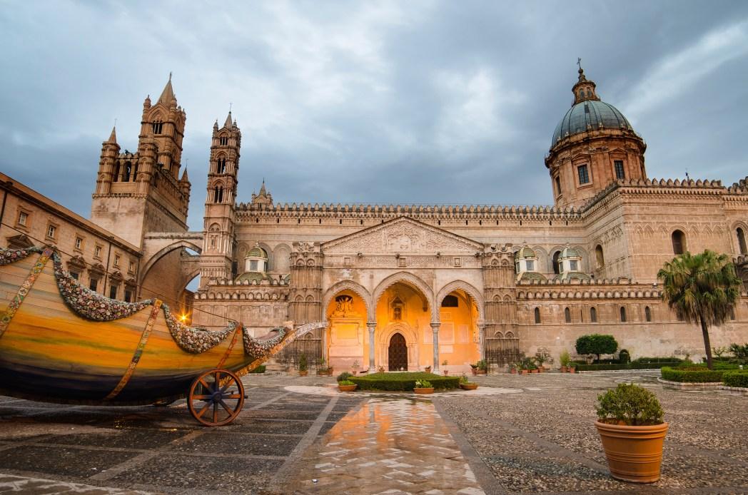Quartieri di Palermo: Cattedrale