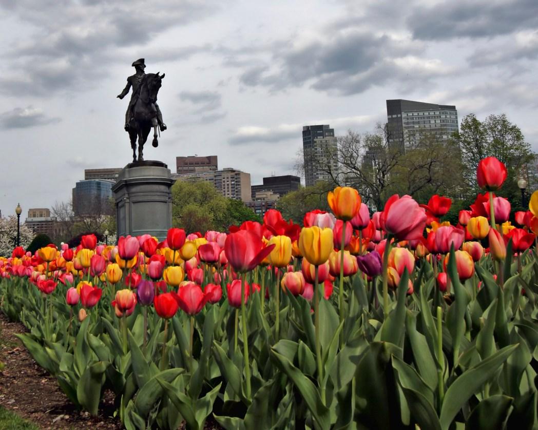 Boston cosa vedere: monumento a Paul Revere