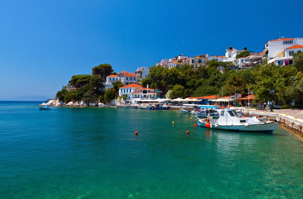 Isole greche più belle: Skiathos