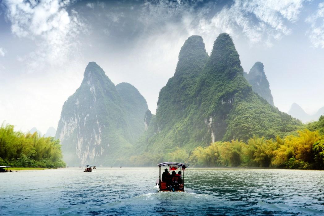 I posti più belli del mondo: Guilin