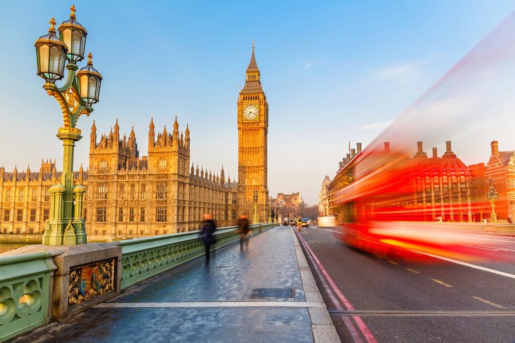 Ferragosto last minute: Londra