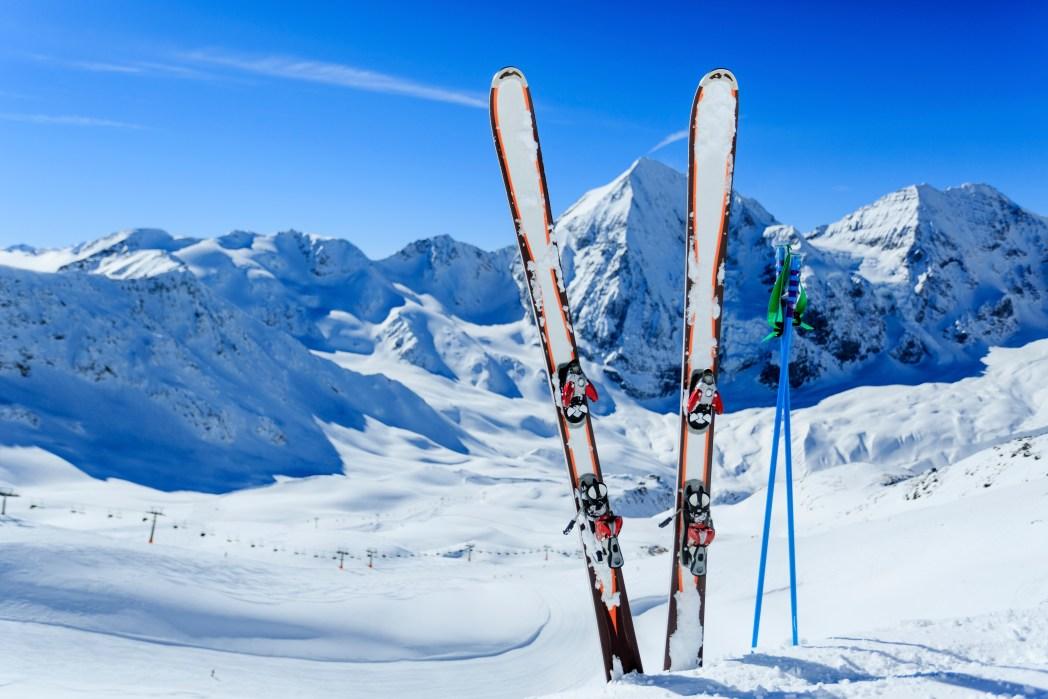 Sciare in estate