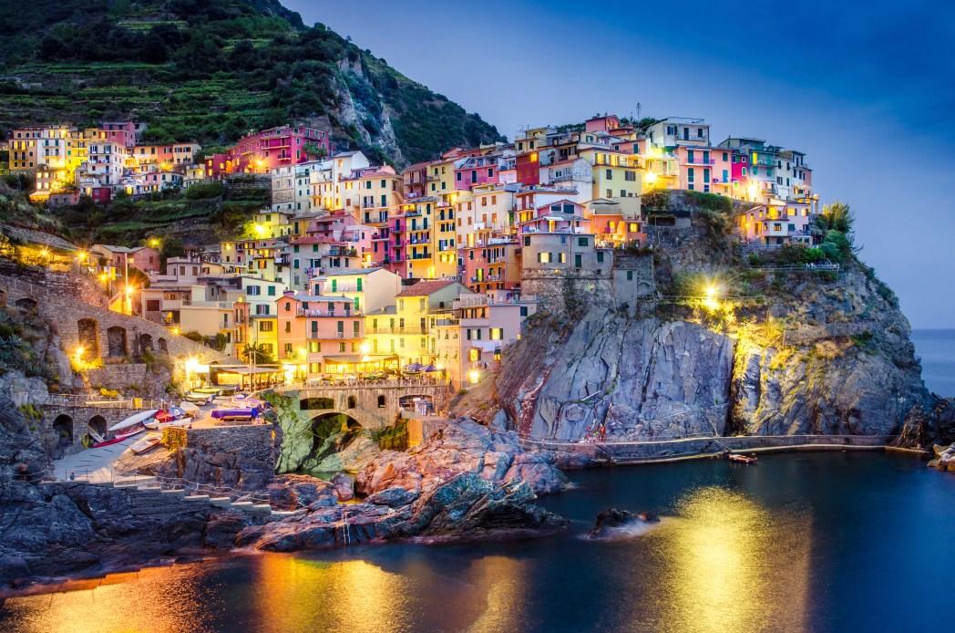 Siti UNESCO in Italia: Cinque Terre