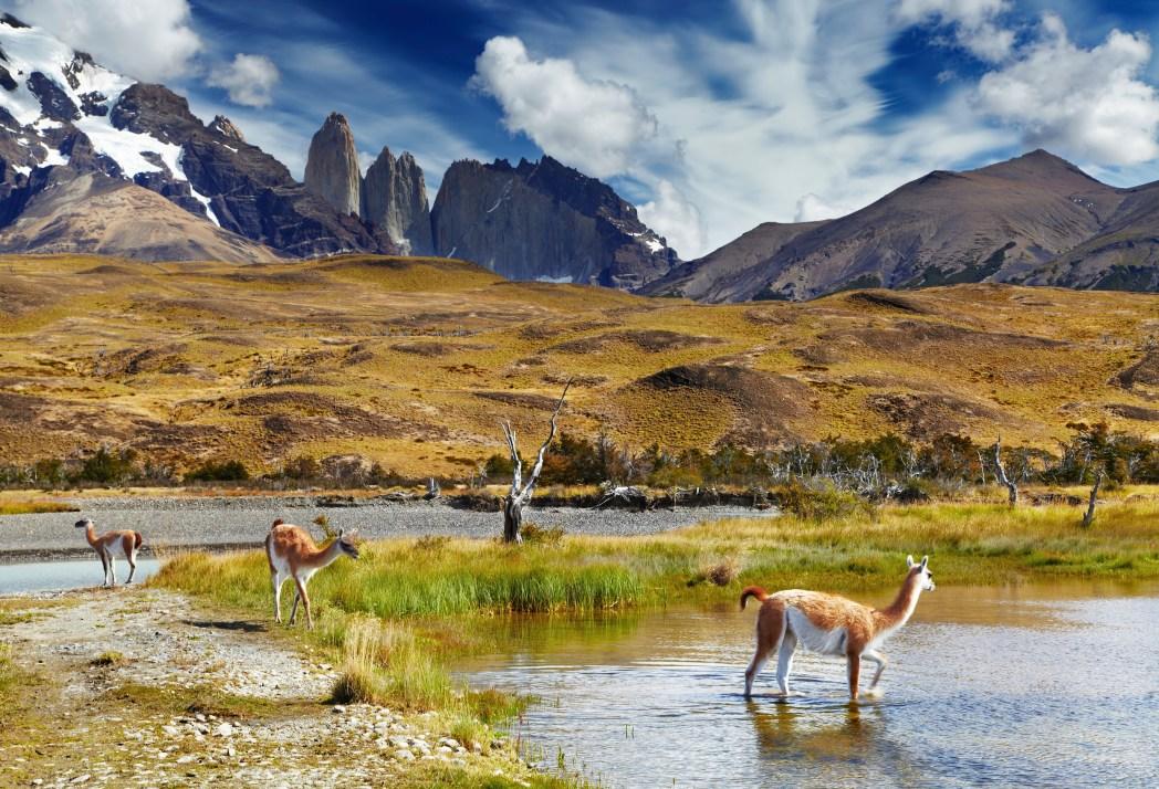 Cile, Sudamerica