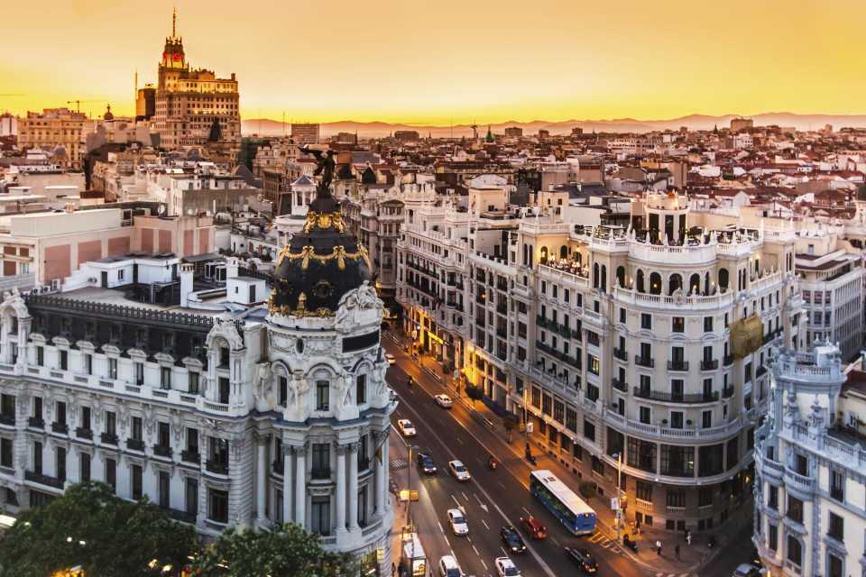 Vacanze meno di 100 euro, Madrid